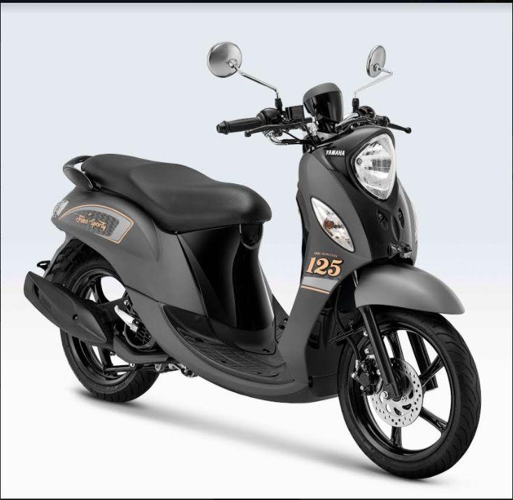 Yamaha Fino 125 Sporty