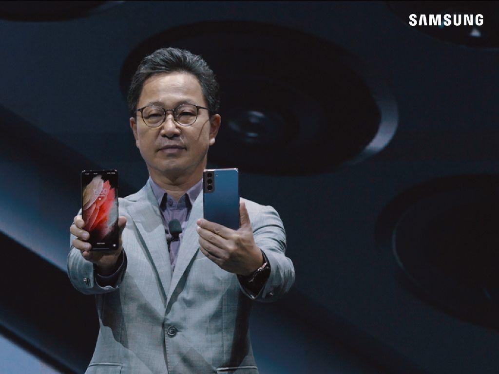 Samsung Resmikan Seri Galaxy S21 5G di Indonesia