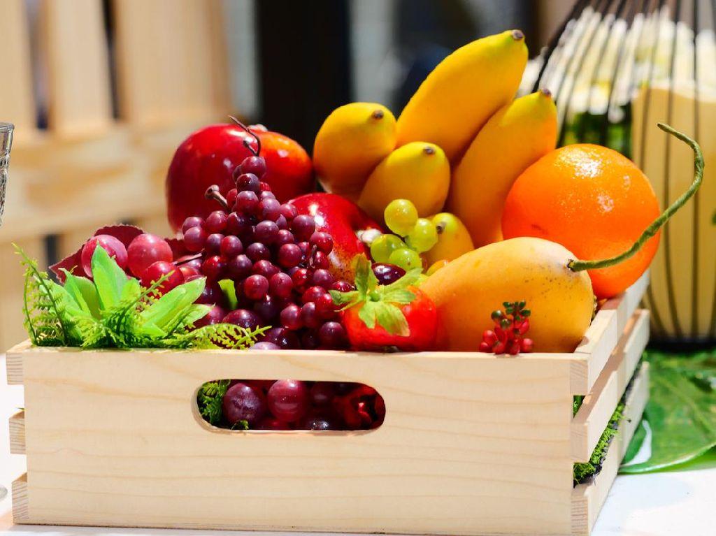 Anjuran Rasulullah SAW, Makan Buah Sebelum Makan Makanan Berat