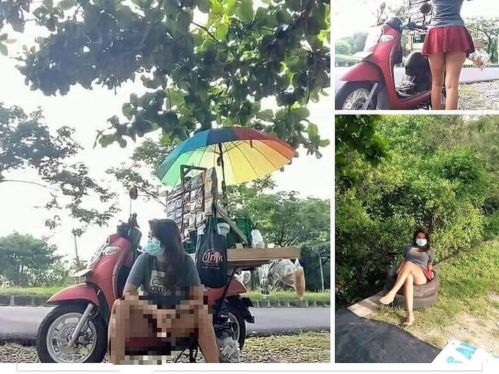 Viral Penjual Kopi Seksi di Bali, Heboh Surat Cinta Eiger untuk YouTuber