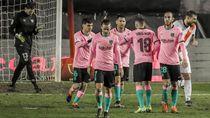 Telat Panas, Barcelona Susah Payah Taklukkan Rayo Vallecano 2-1
