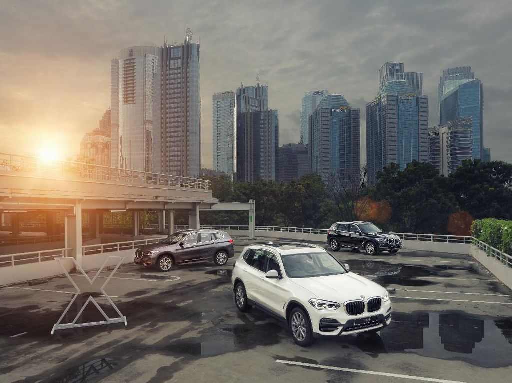BMW Luncurkan 3 Mobil Baru di Indonesia Mulai Rp 669 Jutaan