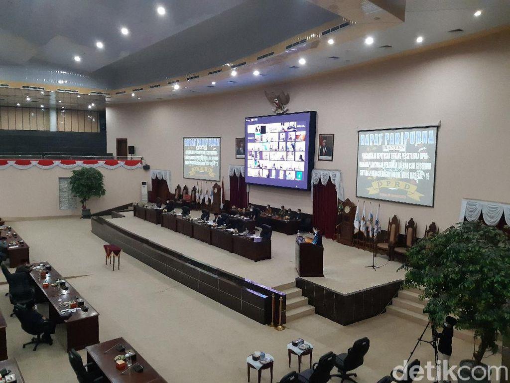 Tok! Banten Punya Perda COVID-19 Awasi Pelanggar Prokes