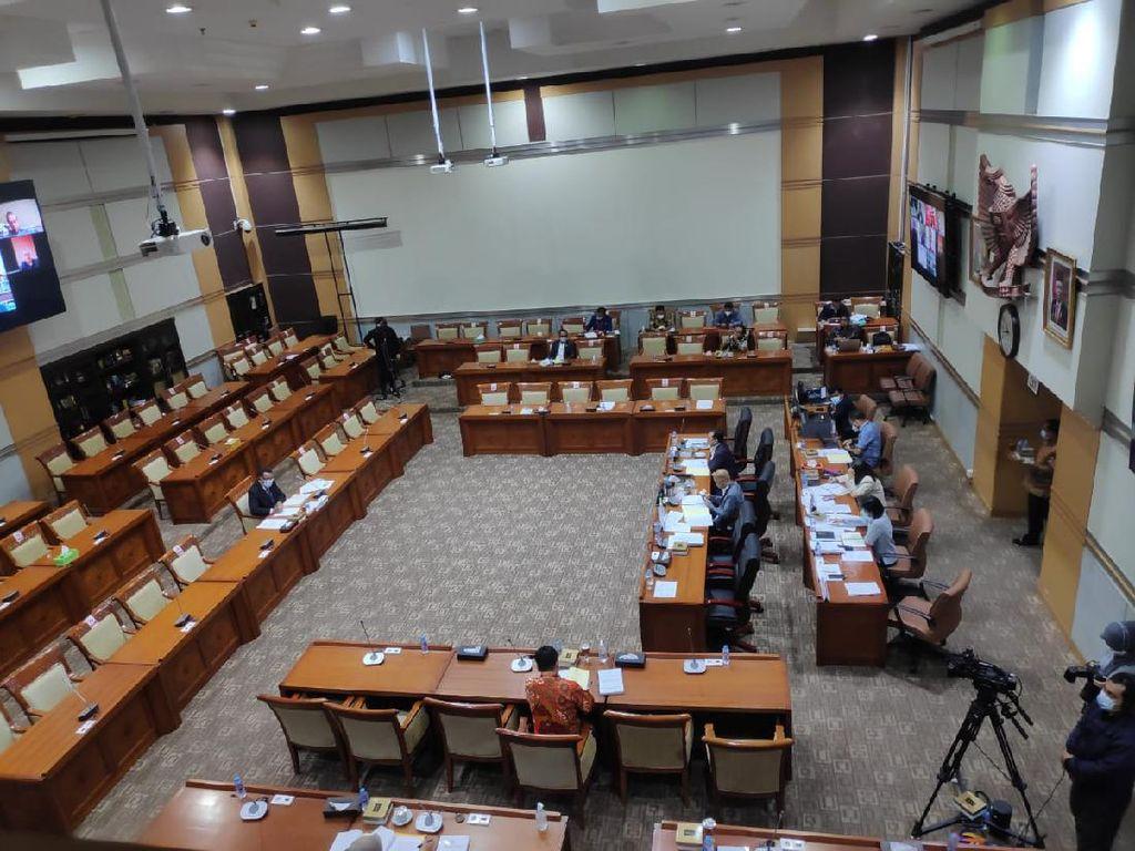 Gerindra Cecar Calon Hakim Ad Hoc soal Hukuman Mati Korupsi Bansos Corona