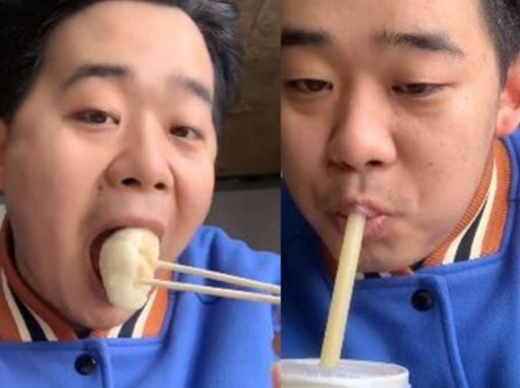 Food Vlogger Meninggal di Usia 19 Gegara Hobi Mukbang Junk Food