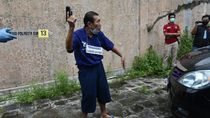Polisi Temukan Borgol-Foto Korban di TKP Penembakan Mobil Bos Tekstil Solo