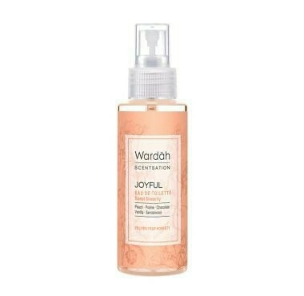 Parfum Aroma Peach yang Awet Seharian