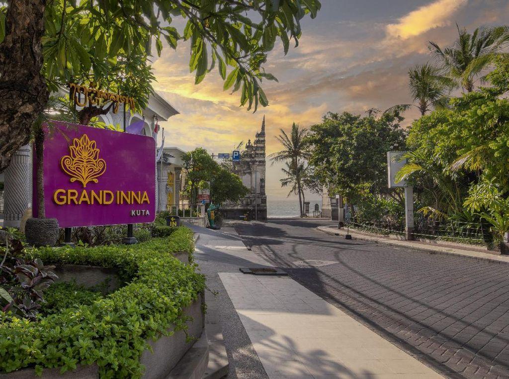 Ngantor di Bali, Sandiaga Pilih Nginap di Grand Kuta