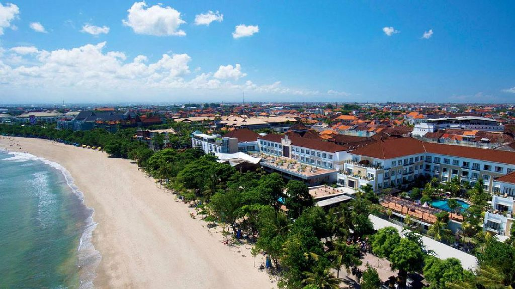 Foto: Hotel Mewah di Bali Tempat Menginap Menteri Sandiaga Uno