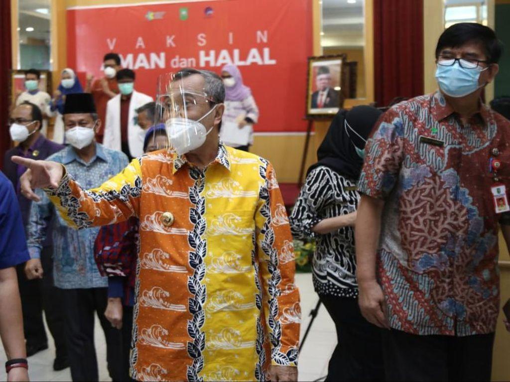 Emosi Gubernur Riau Gara-gara Ustaz Ceramah Corona Kerjaan Yahudi