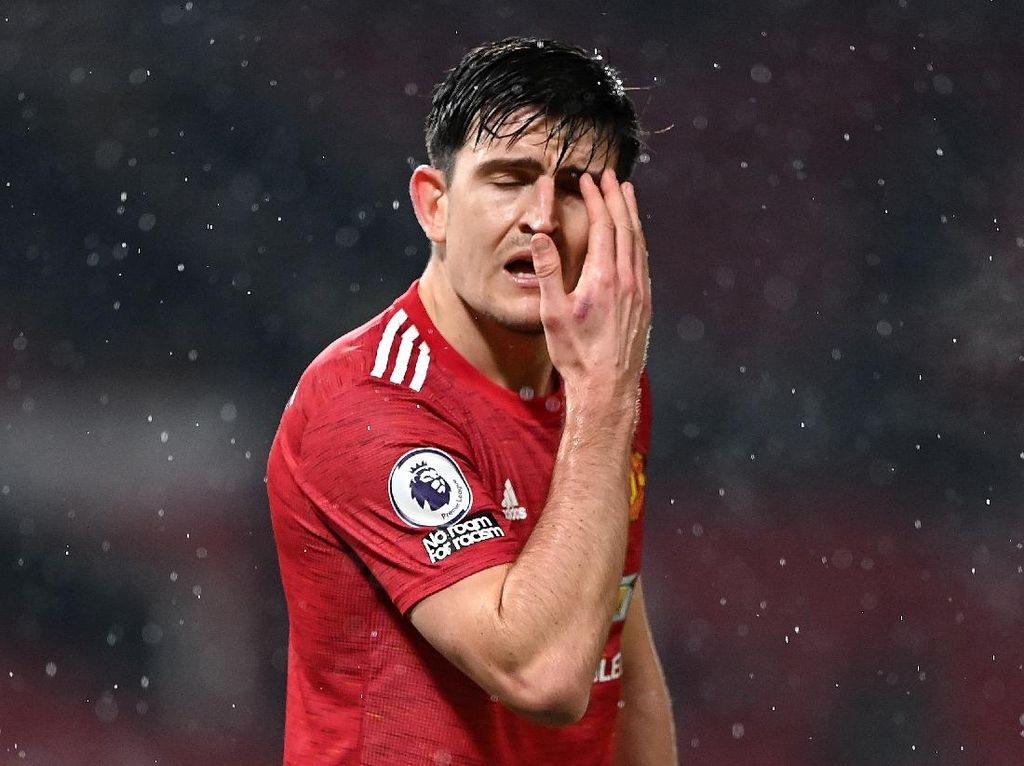 Dear Manchester United, Gantilah Harry Maguire