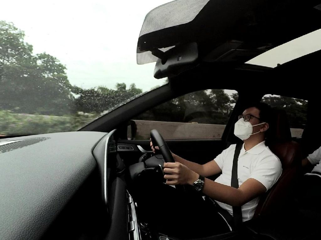 Test Drive Hyundai Palisade: Setangguh SUV, Senyaman MPV