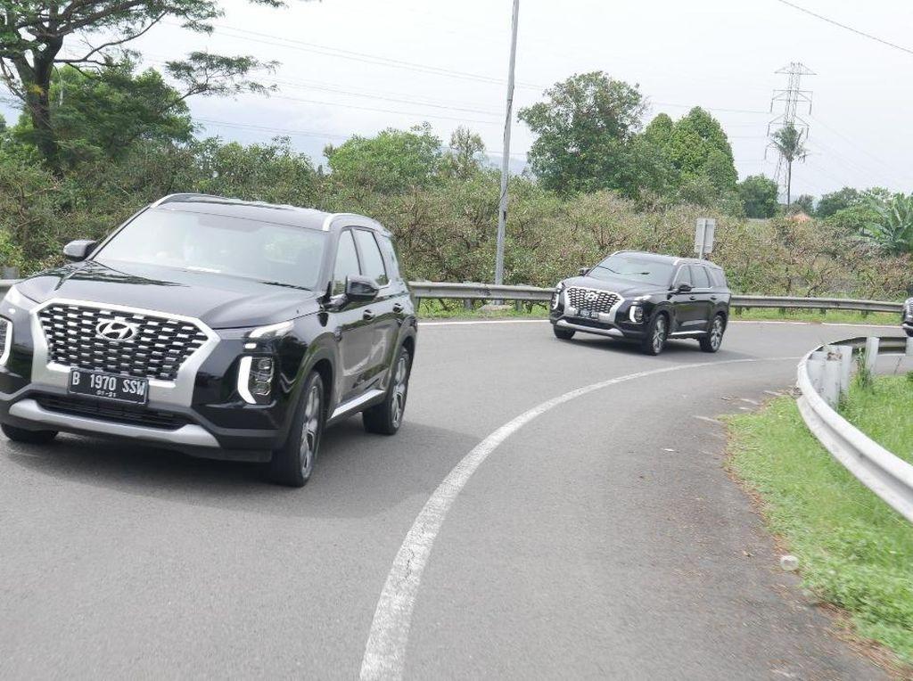 Menguji Ketangguhan dan Kenyamanan Hyundai Palisade di Jalur Jakarta-Bogor