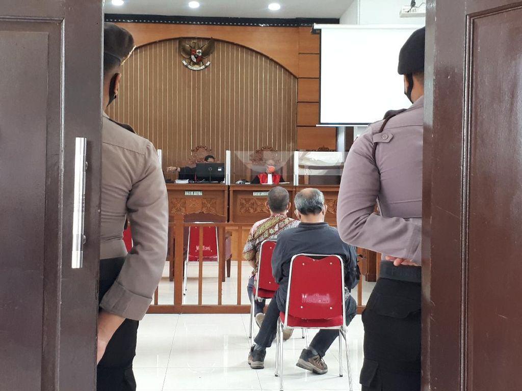Ajukan Eksepsi, Jumhur Hidayat Nilai Jaksa Tak Dapat Uraikan Unsur Keonaran