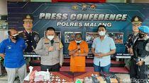 Siswa SMK di Malang Ditangkap Usai 4 Kali Berbuat Asusila pada Sesama Jenis