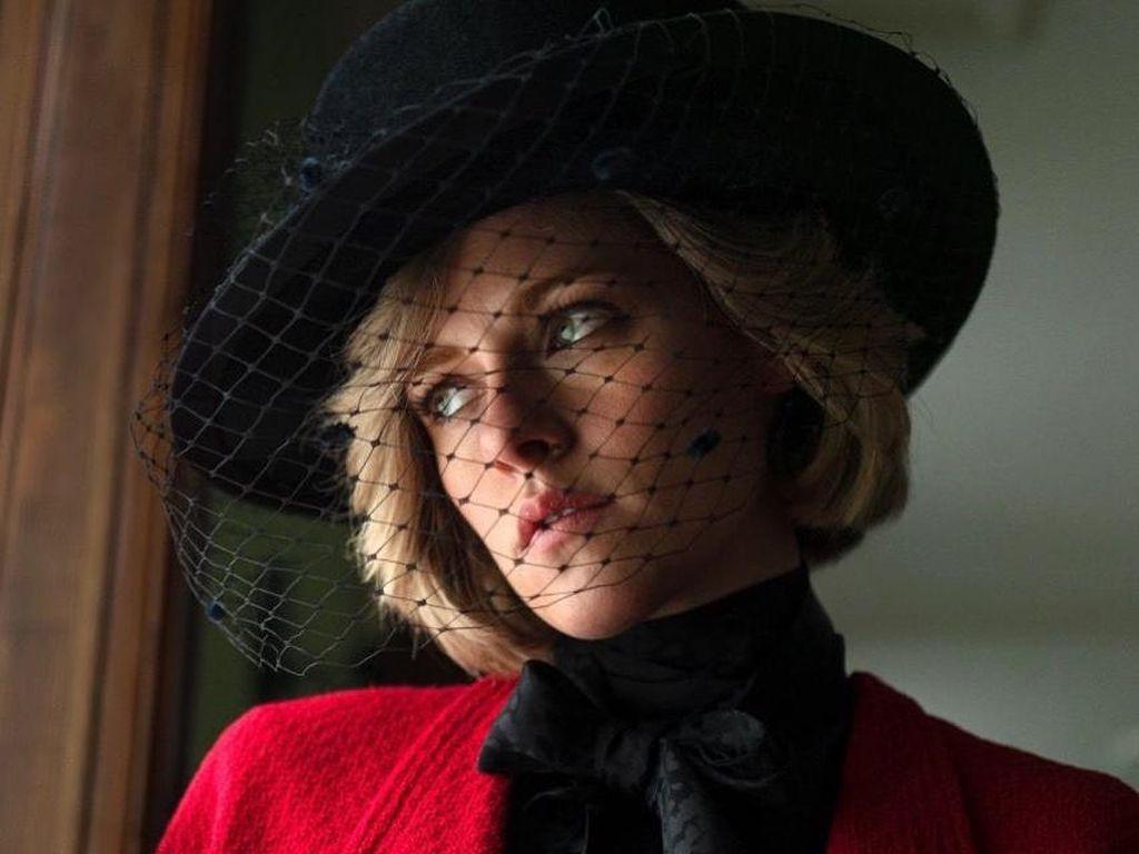 Kristen Stewart Kesulitan Bicara Aksen Inggris Perankan Putri Diana