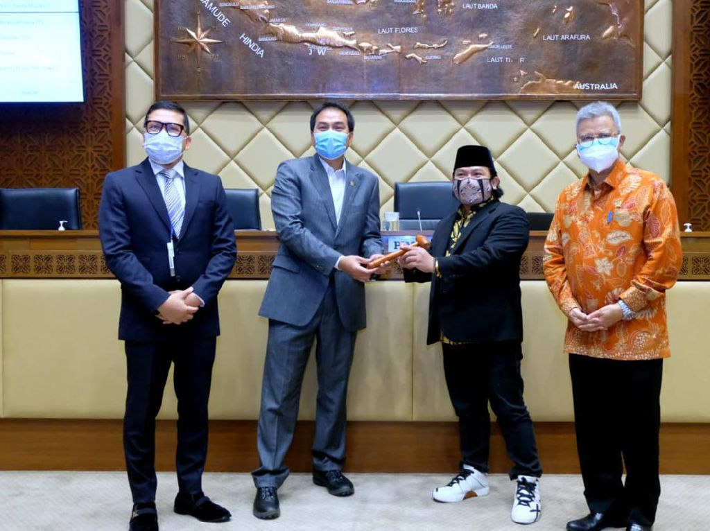 Luqman Hakim Gantikan Gus Yaqut Jadi Wakil Ketua Komisi II DPR