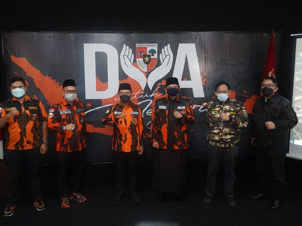 Momen Silaturahmi PP dan Doa Bersama untuk Negeri