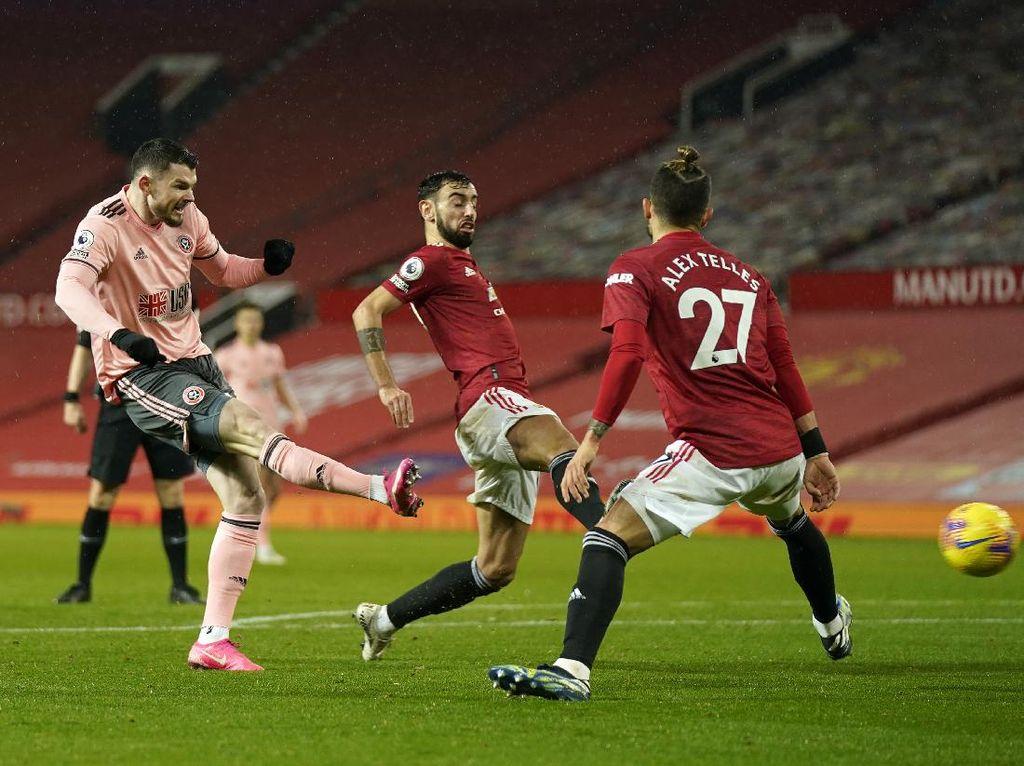 Pelatih Sheffield Kaget Bisa Kalahkan Manchester United