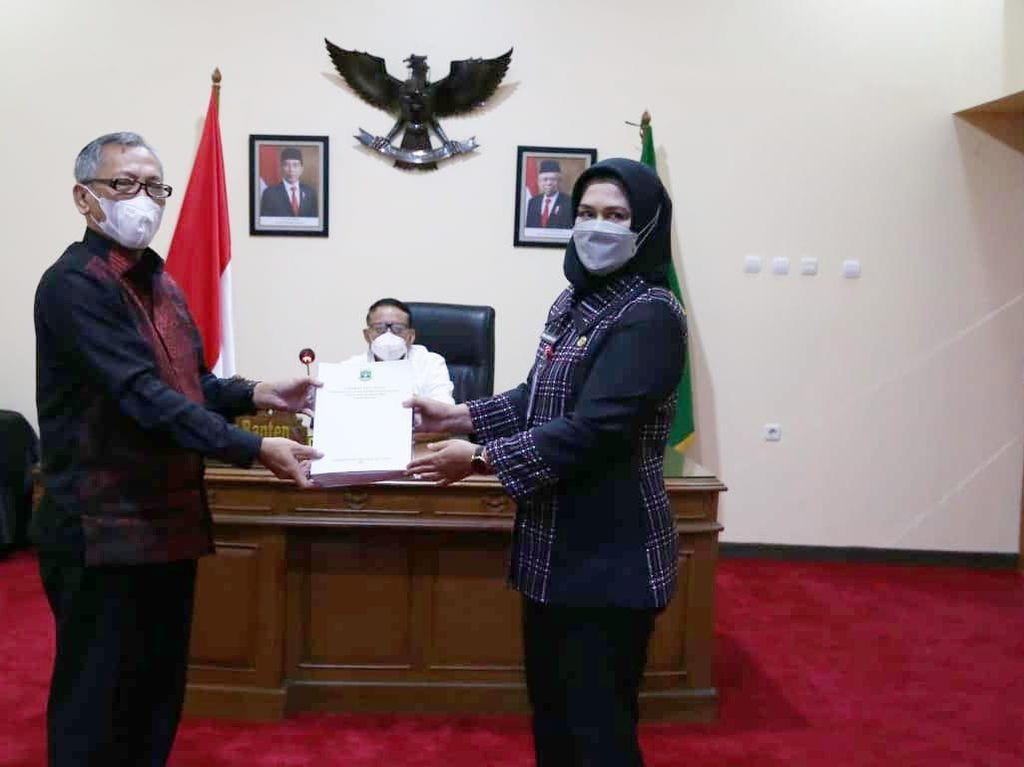 Gubernur Banten Minta Pelaksanaan APBD 2021 Transparan & Akuntabel