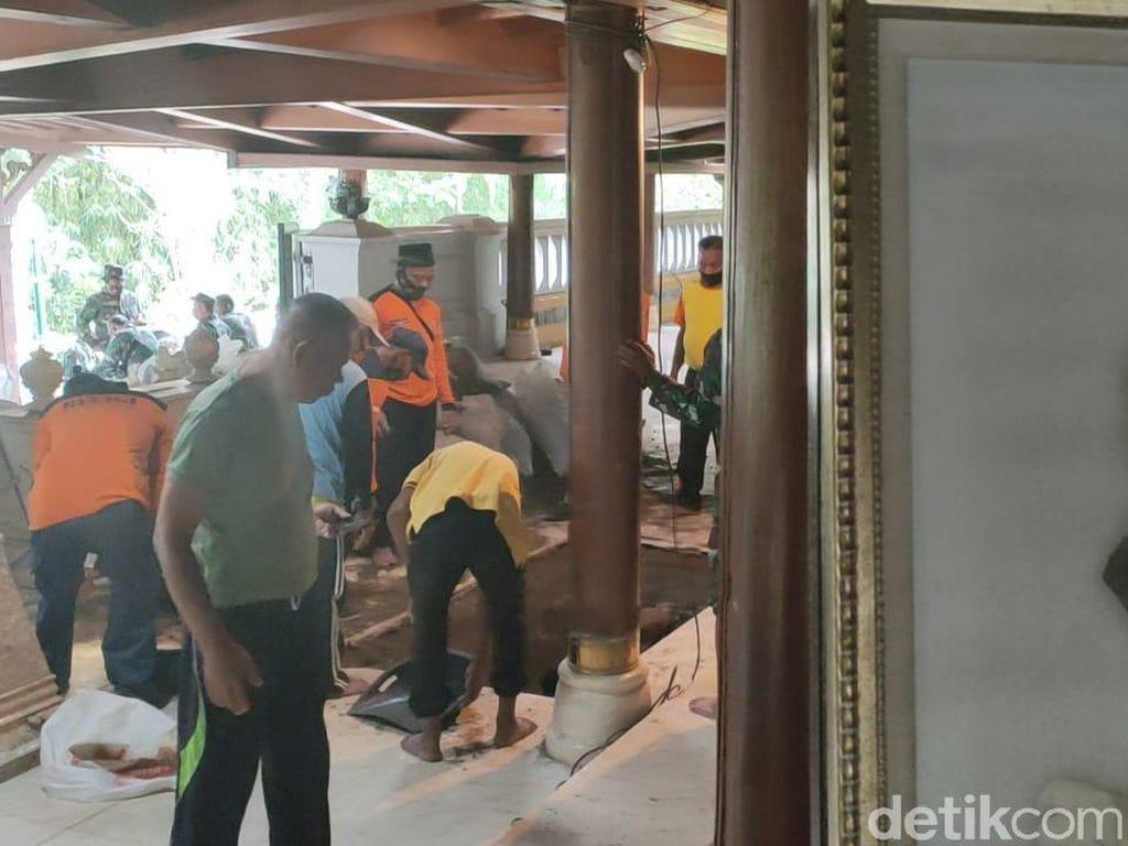Wismoyo Arismunandar Meninggal Bertepatan Haul Ke-13 Soeharto