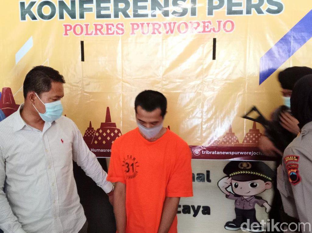 Kenal via Medsos, Pemuda di Purworejo Nekat Setubuhi Gadis Bawah Umur