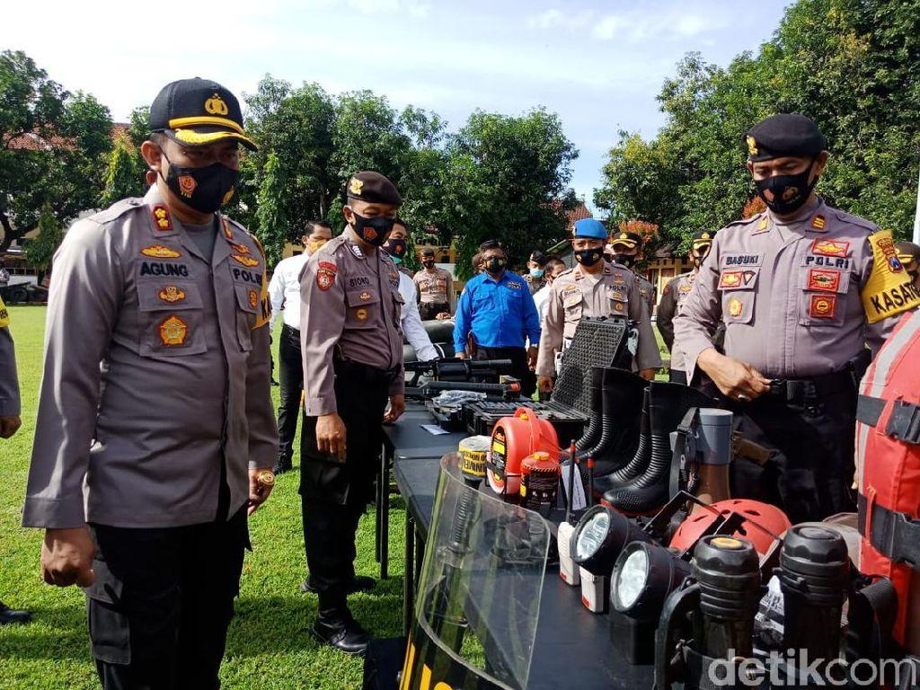 Ini Cara Polisi Antisipasi Pengambilan Paksa Jenazah COVID-19 di Jombang