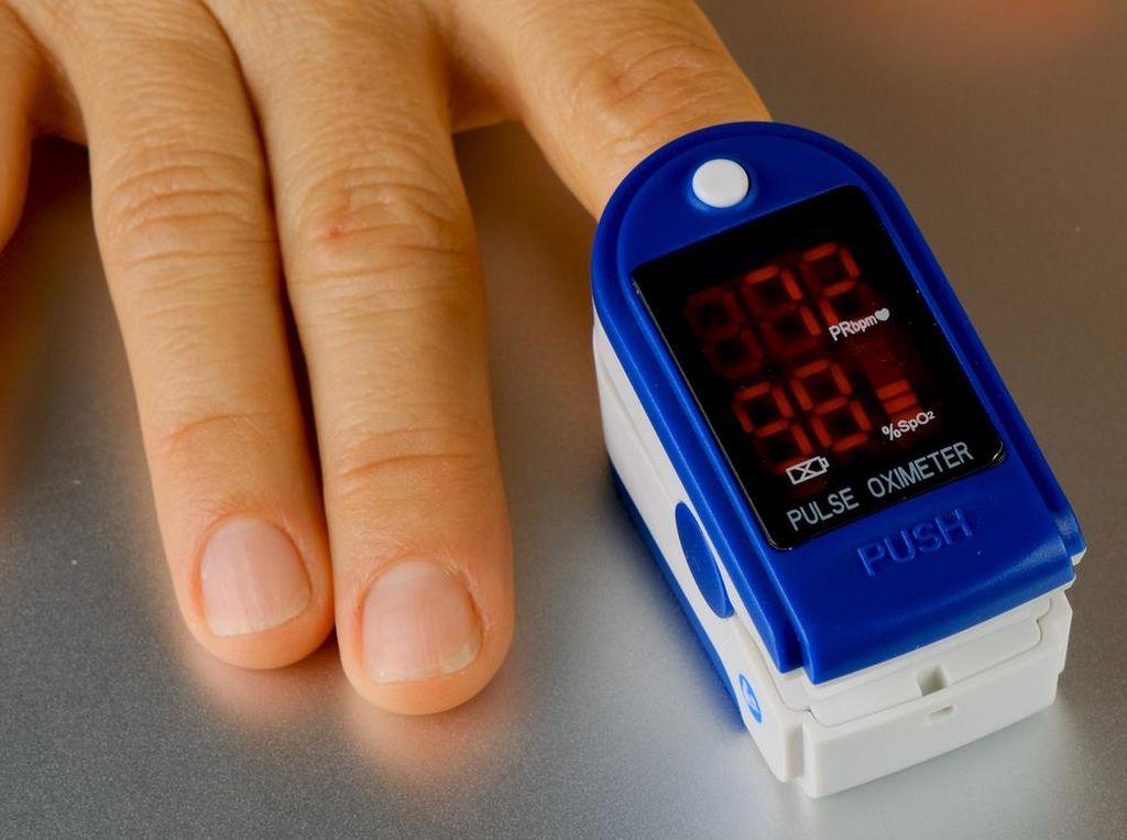 WHO Wajibkan Pasien Corona Isolasi Mandiri Punya Oximeter, Ini Kegunaannya