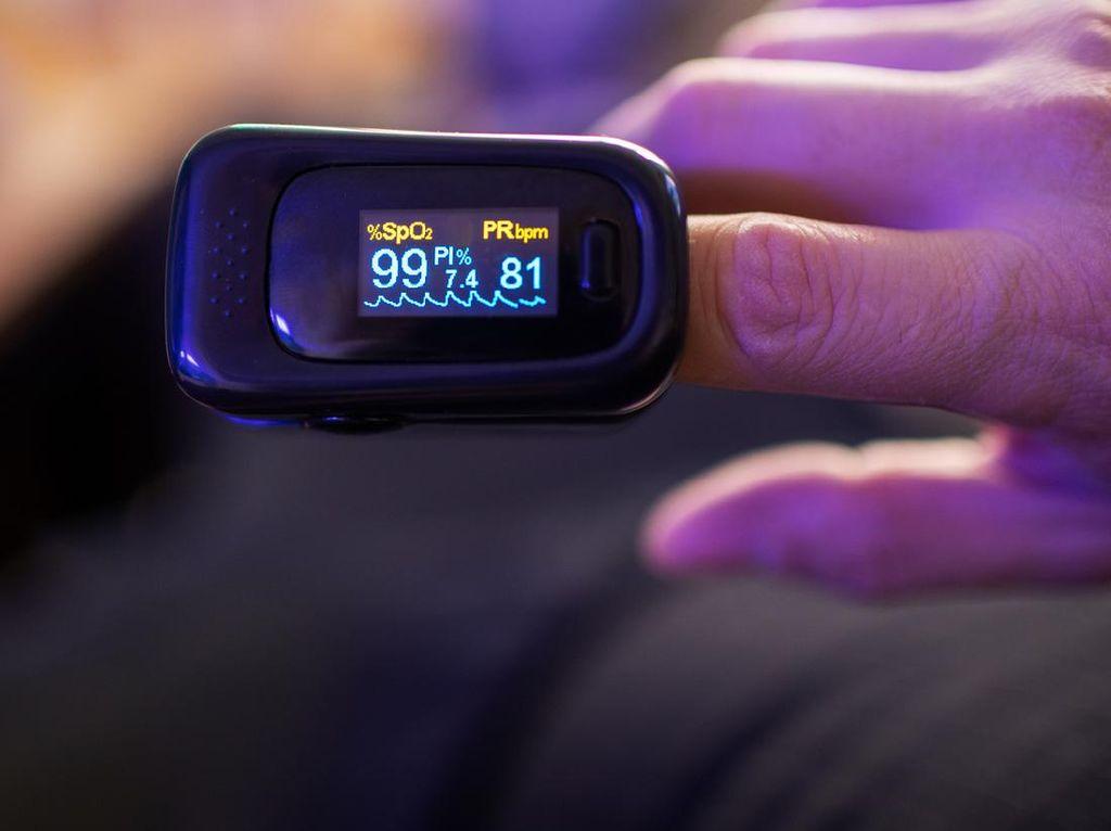 FDA: Pulse Oximeter Bukan Alat Pendeteksi Virus Corona