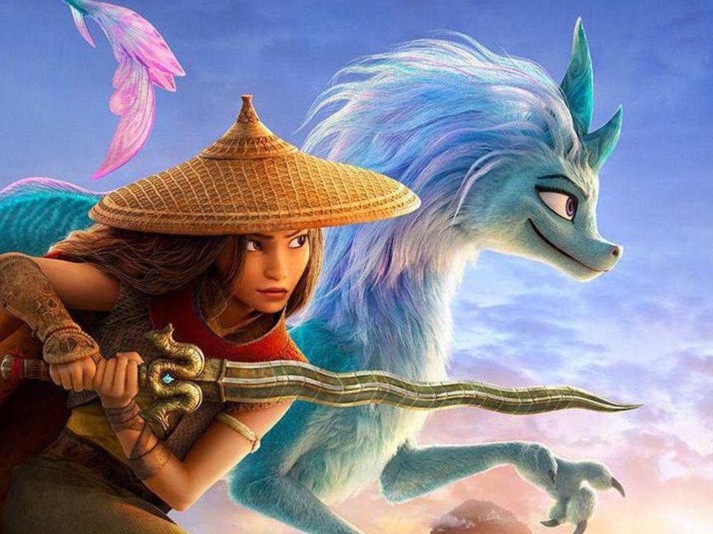 Raya and the Last Dragon: Akhirnya, Disney Princess yang Tangguh!