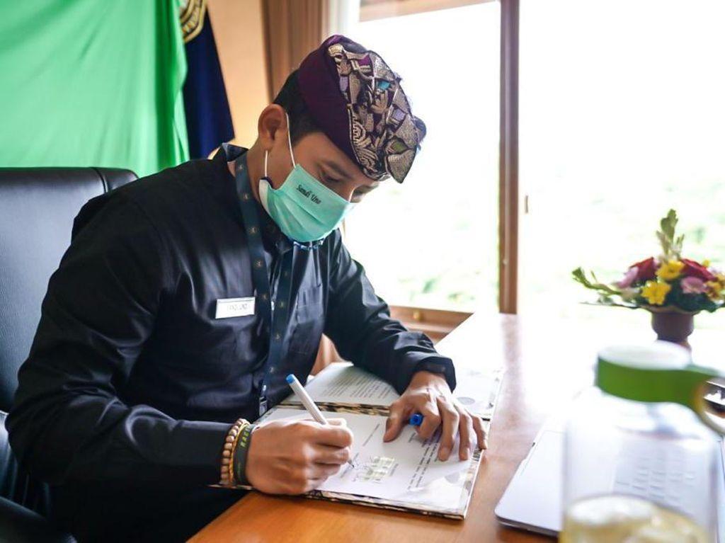 Ngantor 3 Hari di Bali, Agenda Sandi Apa Saja?