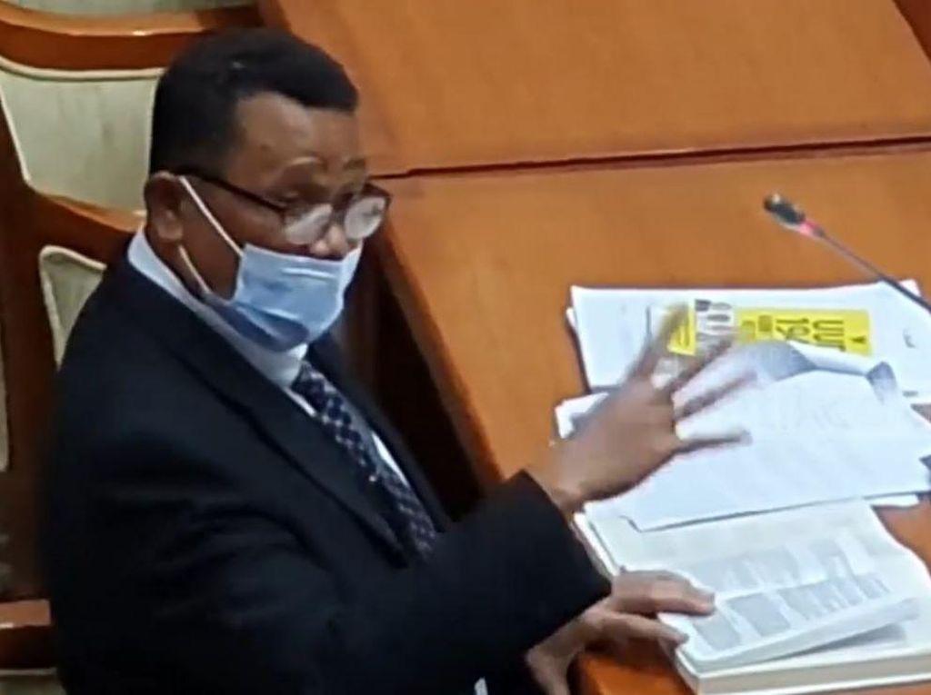 Soal Hukuman Mati Koruptor Bansos, Calon Hakim Agung: Itu Boleh!