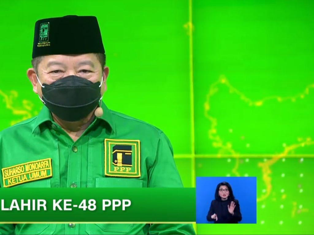 Pilih Pengurus PPP Baru, Suharso Telusuri Prestasi hingga Jejak Digital