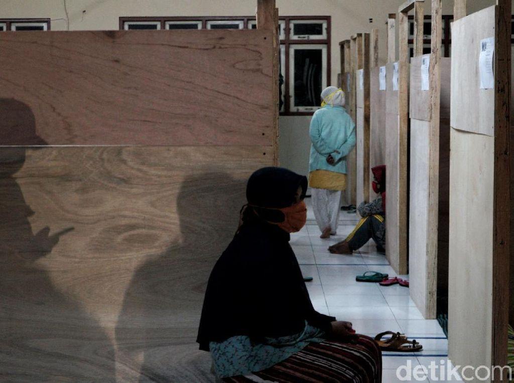 Pengungsi Gunung Merapi di Sleman Dipulangkan Besok