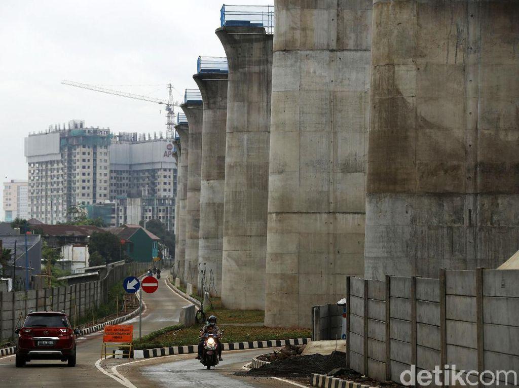 Jurus Antibanjir Proyek Kereta Cepat Jakarta-Bandung