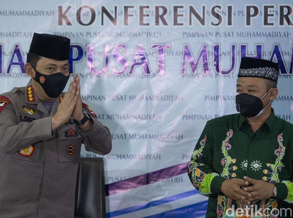 Muhammadiyah Dukung Program Kapolri Jenderal Sigit, Termasuk Moderasi Agama