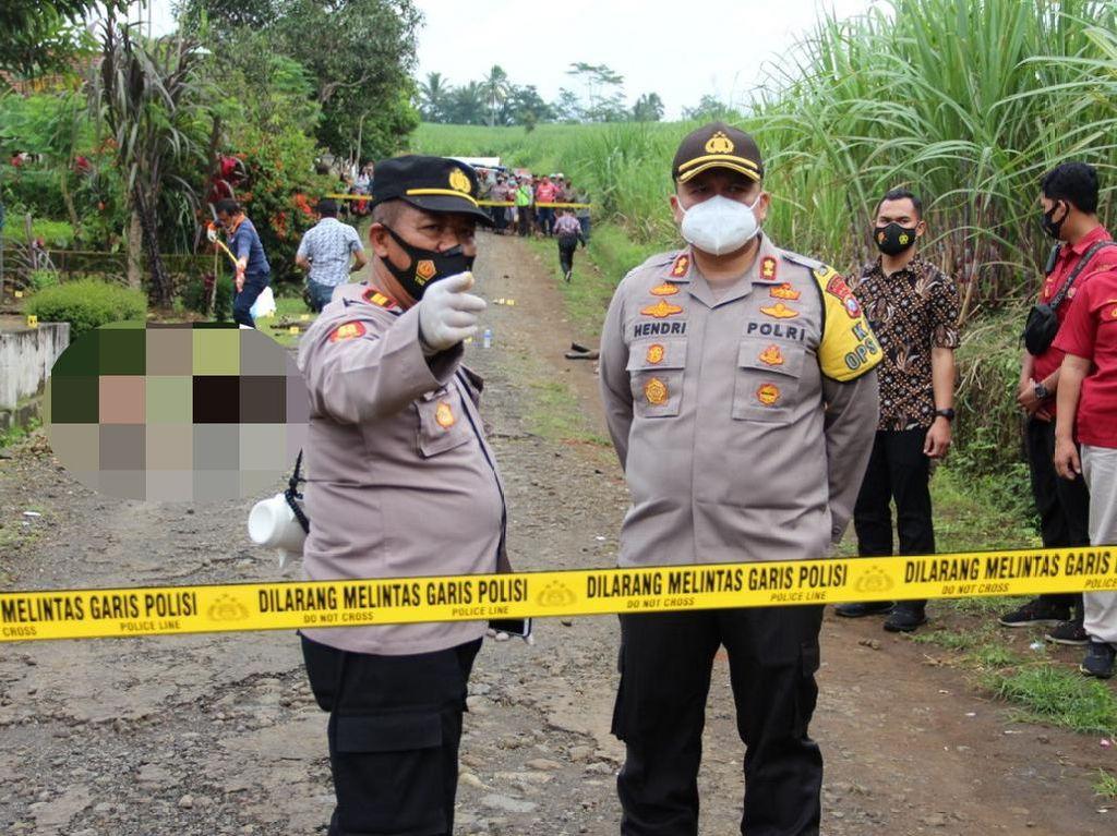 Carok 2 Keluarga di Malang, Mantan Kasun dan Anaknya Tewas