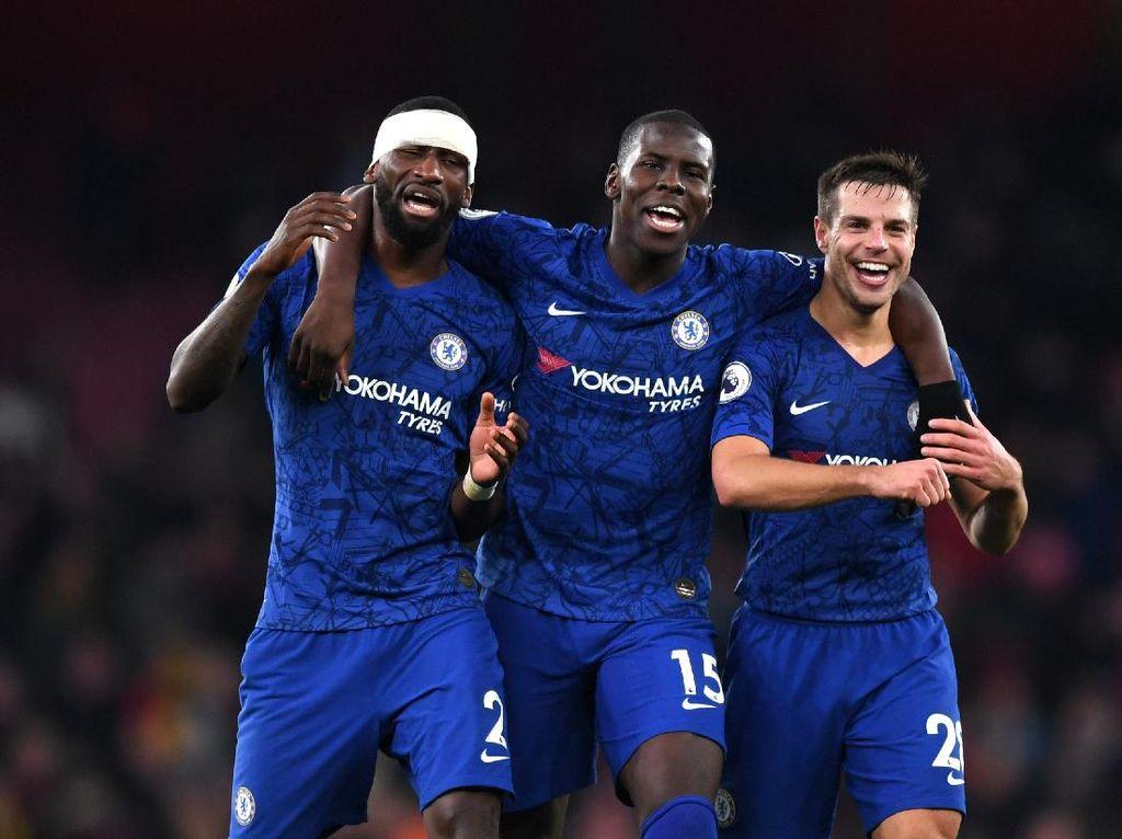Azplicueta Jawab Isu Ribut sama Ruediger di Chelsea