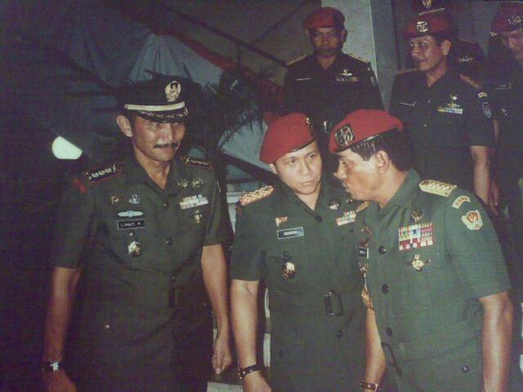 Hendropriyono Ungkap Alasan Jenderal Wismoyo Kenakan Arloji di Tangan Kanan