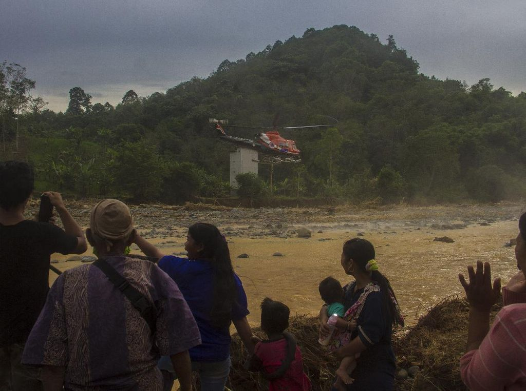 Banjir, Hutan, dan Kalimantan