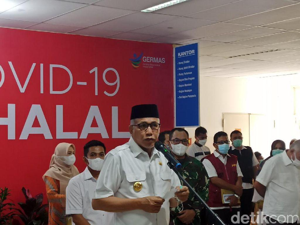 Gubernur Aceh Positif Corona, Sudah Divaksin 2 Kali