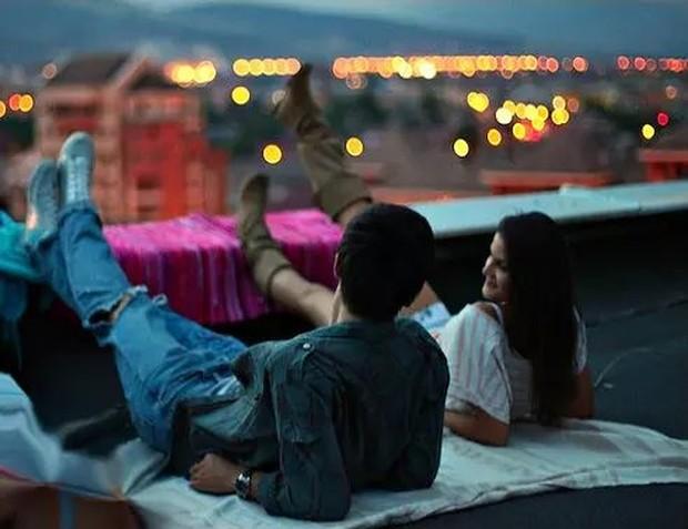 Kencan di Rooftop