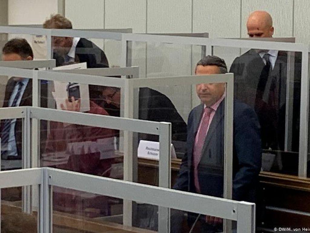 Mahkamah Jerman: Kejahatan Perang di Luar Negeri Bisa Diadili di Jerman