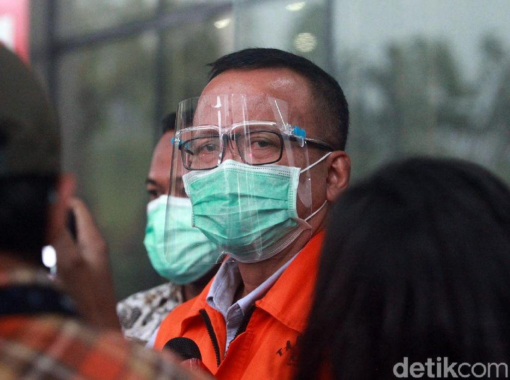 Pegawai KKP Ungkap Kode Paus untuk Edhy Prabowo Saat Beli Rolex di Dubai