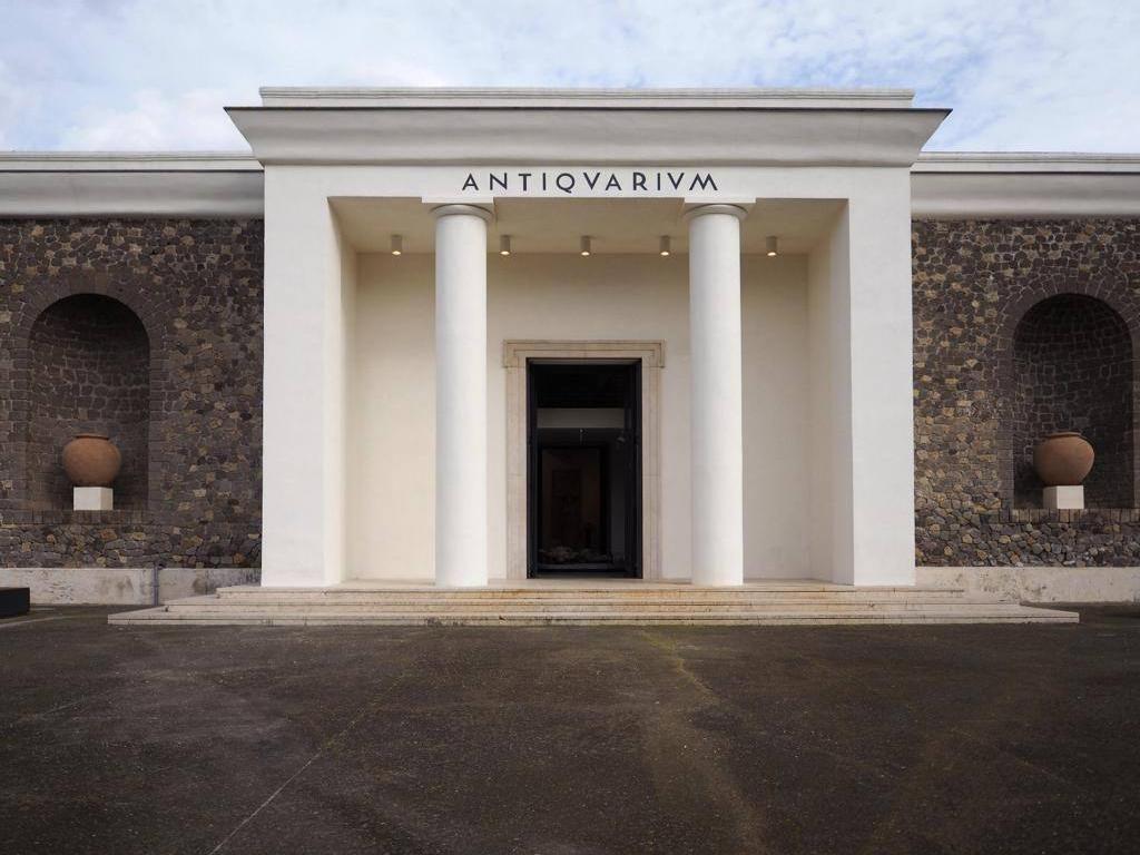 Museum Antiquarium Pompeii Jejak Romawi Kuno di Italia Buka Lagi