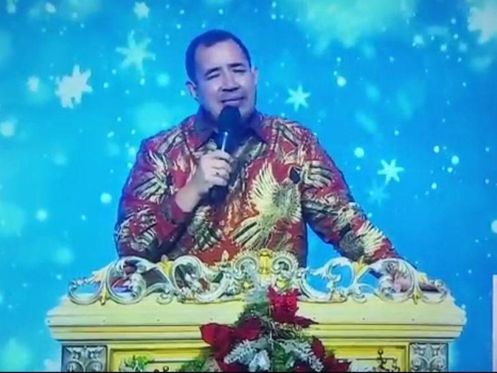 Pendeta Gilbert Anggap Jozeph Paul Zhang Pengacau: Harus Bertobat!