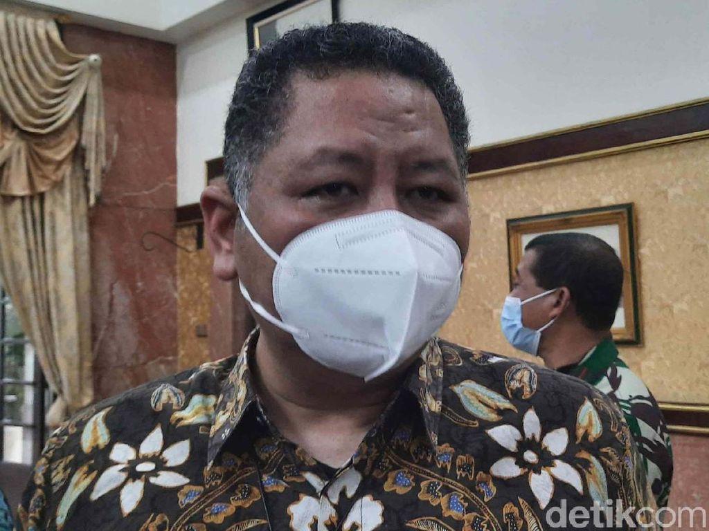 Vaksin COVID-19 Mandiri di Surabaya Dikoordinasikan dengan Kemendagri