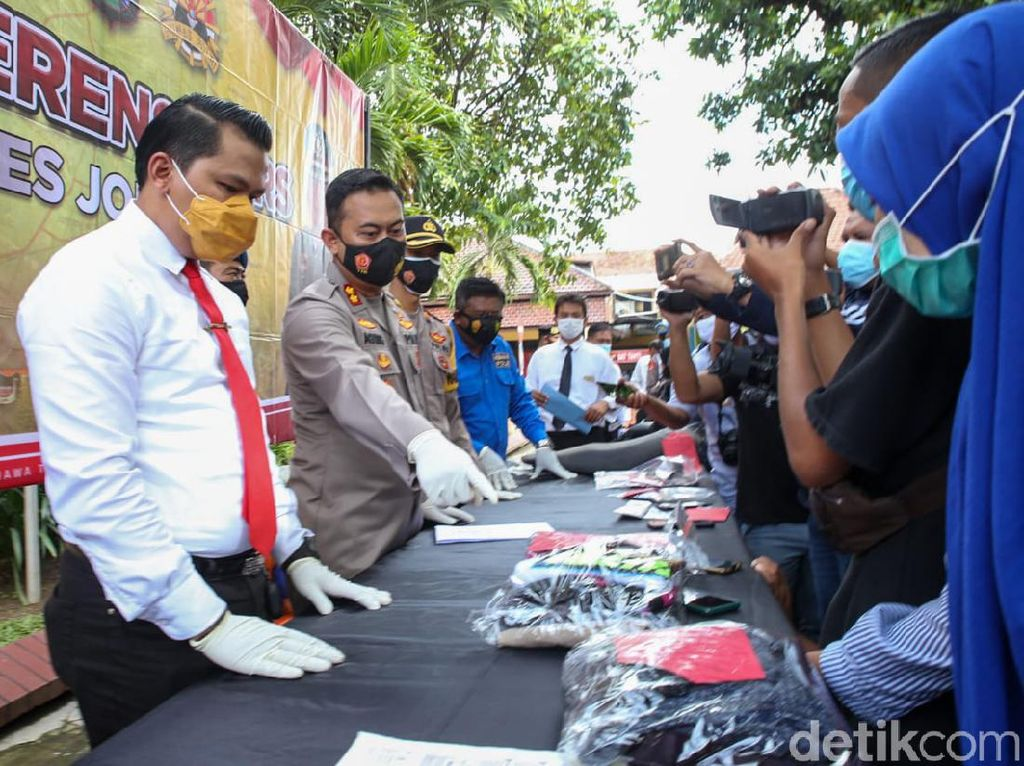 Bermodal Rayuan Gombal, Pria Beristri Setubuhi Gadis Penjaga Warkop di Jombang