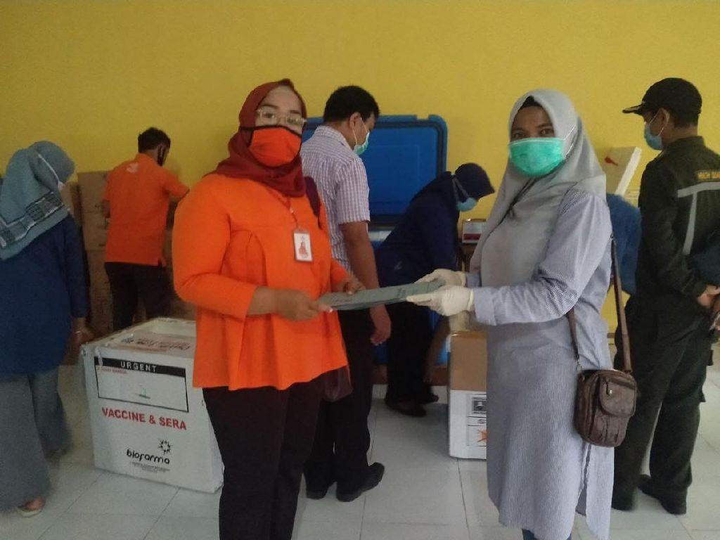 Pos Indonesia Distribusikan Vaksin Corona Tahap Awal di Maluku & NTT