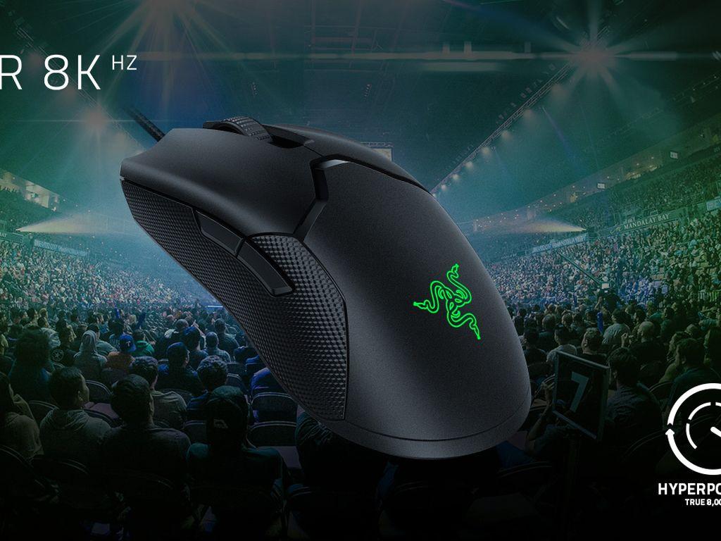 Razer Rilis Mouse Gaming Baru, Diklaim Terkencang di Dunia